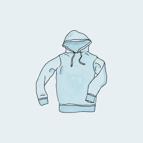 hoodie blue 1