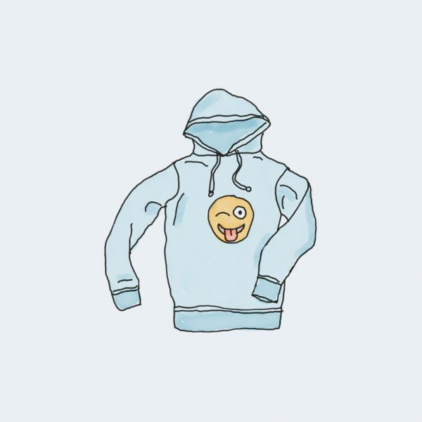 hoodie with logo 2